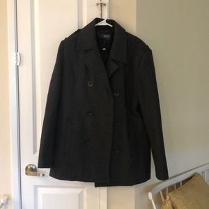 Men's Kenneth Cole Reaction Peacoat Size M fathers